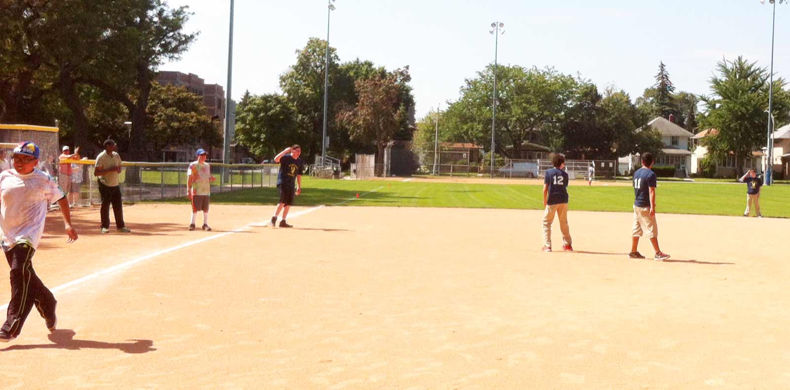 Chicago Area Alternative Education League (CAAEL) Interscholastic Softball